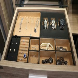 Jewellery Tray 610mm LV