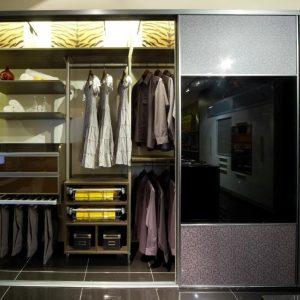 Built in closet 13