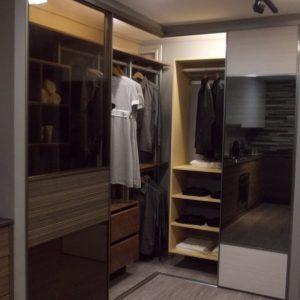 Built in closet 14