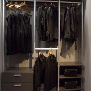 Built in closet 18