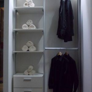 Built in closet 19