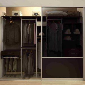 Built in closet 2