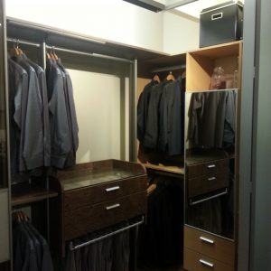 Built in closet 20