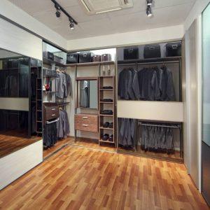 Built in closet 24