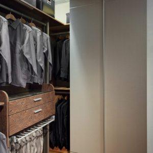 Built in closet 25