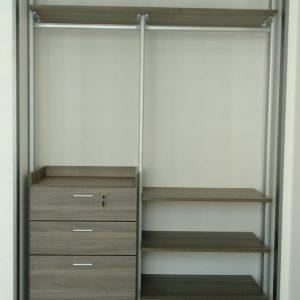 Built in closet 30