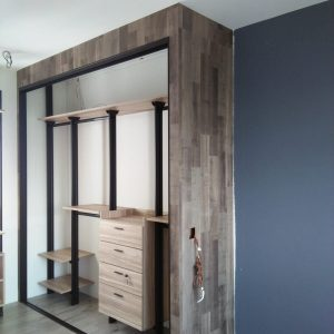 Built in closet 32