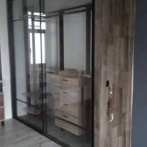 Built in closet 33