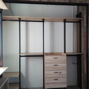 Built in closet 34