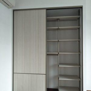 Built in closet 38