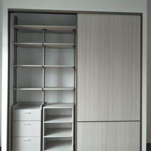 Built in closet 41