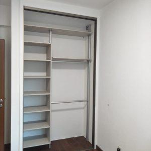 Built in closet 42