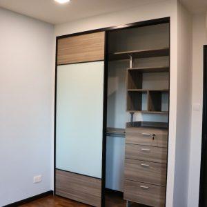 Built in closet 53