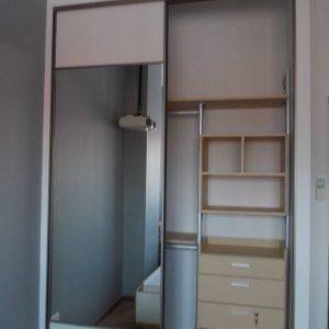 Built in closet 62